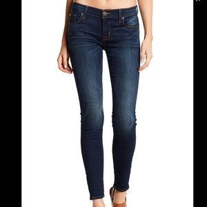 Hudson super skinny krista jeans